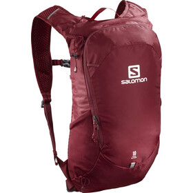 Salomon Trailblazer 10 Backpack biking red/ebony